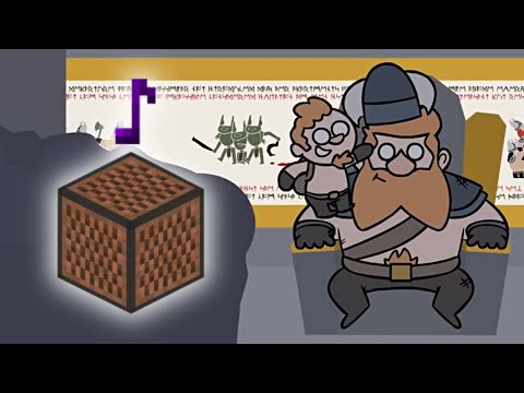 Yogscast - Diggy Diggy Hole - Note Block Remake