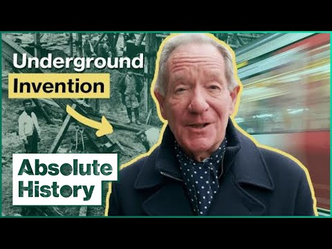 How The Victorians Built The London Underground   How Victorians Built Britain   Absolute History
