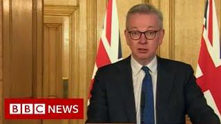 33,000 new UK hospital beds for coronavirus patients  - BBC News