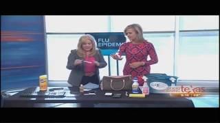 Debbie Sardone, Speed Cleaning 1/22/18