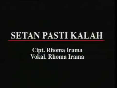 Karaoke Rhoma Irama (Tanpa Vokal) Setan Pasti Kalah