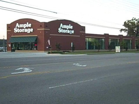 Self storage in wilson nc ample storage youtube for Ample storage