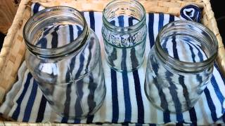 How to Sterilize Jars using Microwave in 60 Seconds | Dietplan-101.com