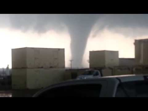 Raw footage: 2013 Moore, Newcastle, Oklahoma City, Oklahoma tornado