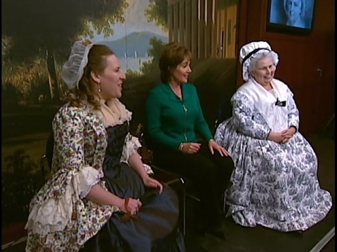 The Real Martha Washington -- Full Show