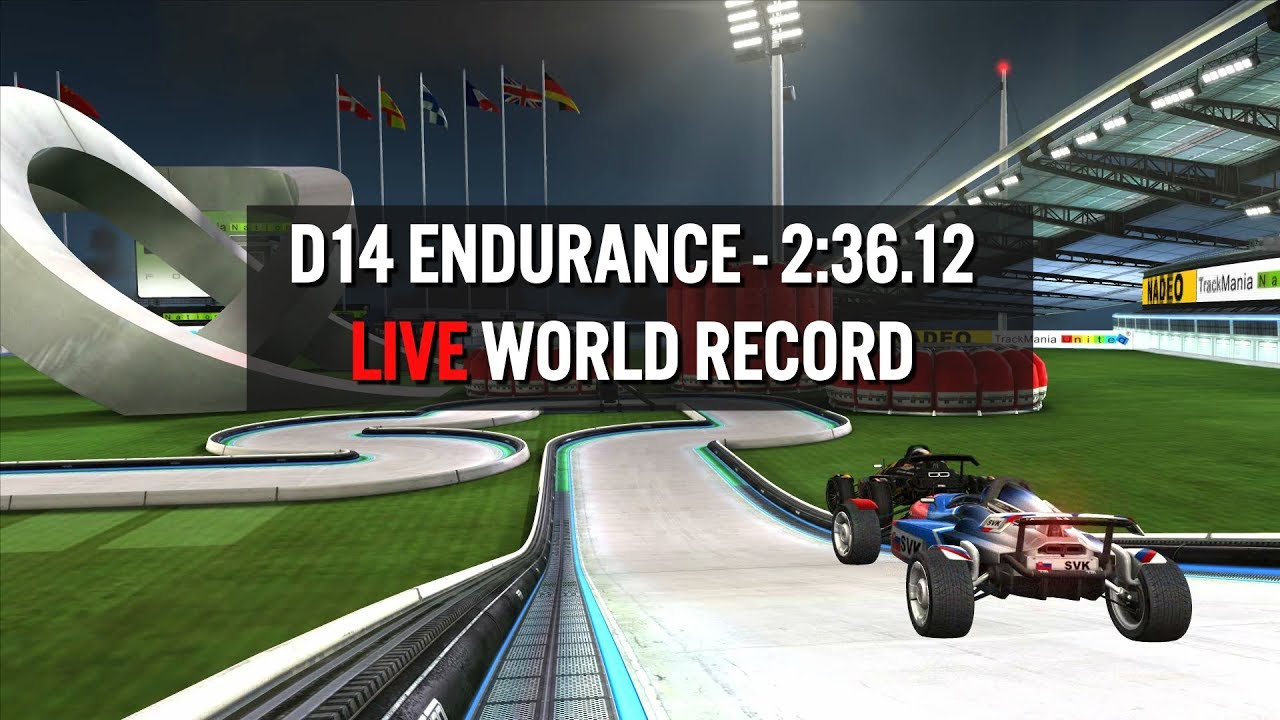 Download [Live WR] D14 Endurance - 2:36.12 by Wirtual