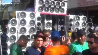 JR Explota a Chencho En Las Patronales De Ocoa 2014