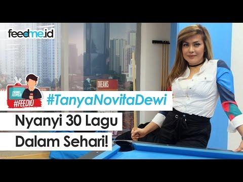 Nangisnya Novita Dewi Berirama! #TanyaNovitaDewi