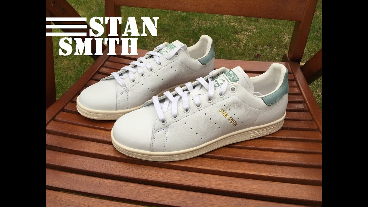 2016 Adidas Stan Smith RETRO - Unboxing