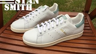 2016 Adidas Stan Smith RETRO - Unboxing & On Feet HD