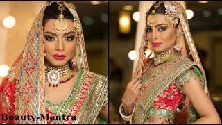 Bridal Makeup - Traditional Ethnic Bridal Look Thumbnail