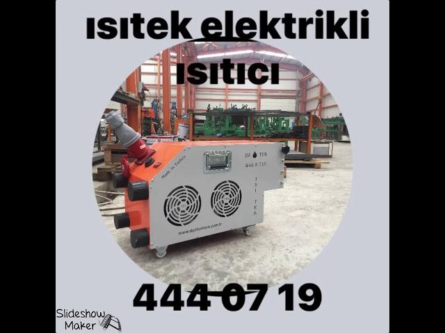 Elektriki ısıtıcı kiralama 4440719 /05322429416