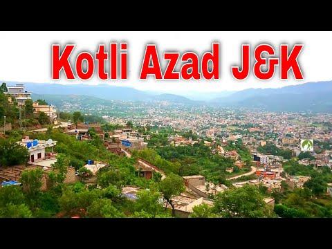 Kashmir Travel Kotli City To Tatta Pani Spring Road Trip Pakistan