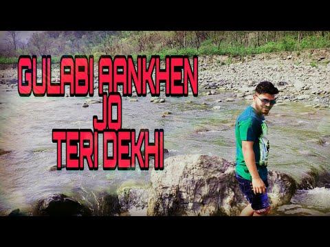 GULABI AANKHEN - Remix || Sanam || Ft. Raman Raaz || GNE College