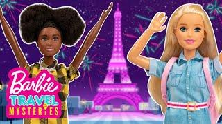 Download Lagu Barbie dan Daisy Bergegas ke Paris untuk Memecahkan Misteri | Barbie Travel Mysteries: Aksi Terakhir mp3