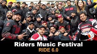 Riders Music Festival 2018 | Ride 06 | B.O.S.S | #RMFINDIA