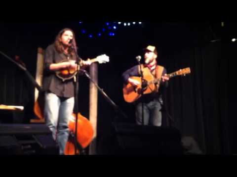 Mike Finnders & Alex Johnstone - Black-Eyed Suzie