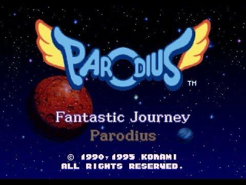 Saturn Longplay [076] Parodius