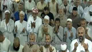 دعاء ليلة 22 رمضان 1437 : الشيخ خالد الغامدي