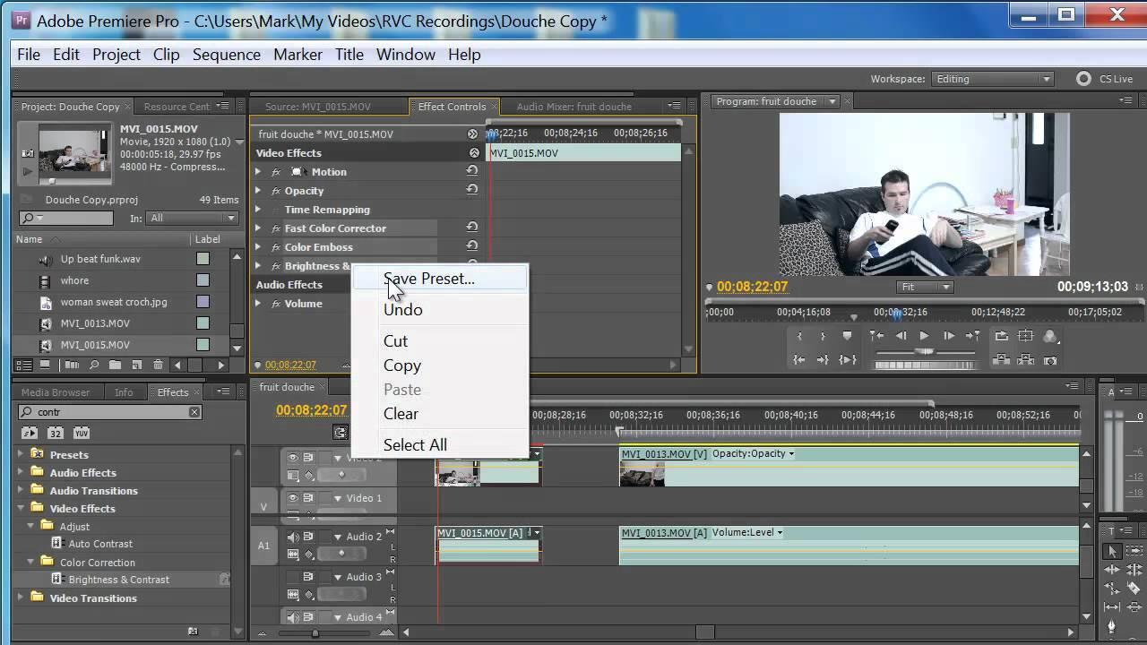21 бесплатный урок по видеомонтажу в Adobe Premiere Pro