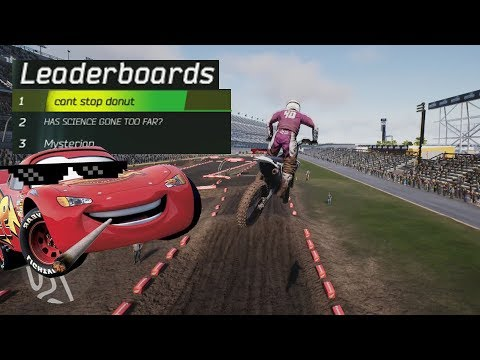 #1 Fastest Lap on Daytona 250F | Monster Energy Supercross the Game