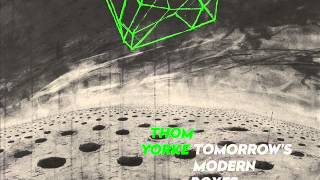 Thom Yorke - A brain in a bottle (Tomorrow's Modern Boxes)