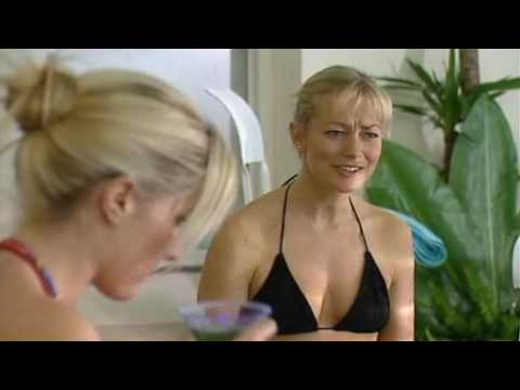 Hollyoaks - Sarah Dunn as Mandy Richardson & Terri Dwyer as Ruth Osborne 1