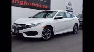 2016 Honda Civic LXHS H27166