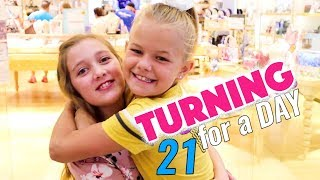 LETTING OUR KIDS TURN 21 YEARS OLD! *gone wrong*
