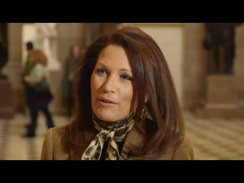 Michele Bachmann talks sexism in Congress