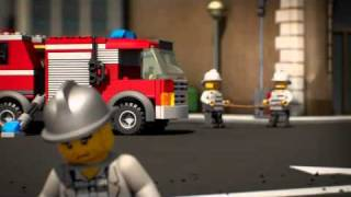 LEGO® City Hot Chase Film