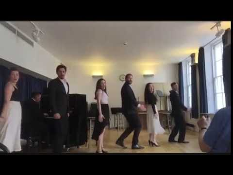 New York Cabaret (Dress Rehearsal) || Royal Academy of Music Musical Theatre || 2016