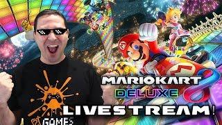 MARIO KART 8 DELUXE LIVE! | 2J