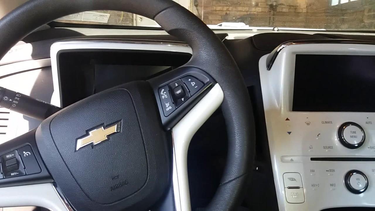 Chevy Volt Coolant sensor error P0118