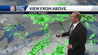 Sunshine returns Tuesday along with gusty winds