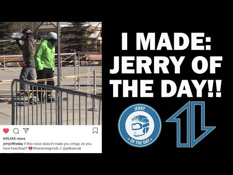 I Made It On JERRY OF THE DAY!  :D