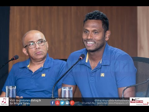 I will do what's best interest for the country - Angelo Mathews