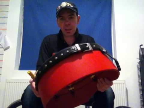 McNeela Signature Bodhrán Review by Jim Woods