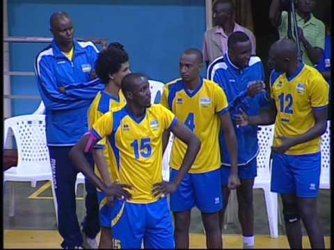 RWANDA  VS UGANDA 3 IN SUB ZONE QUALIFIER 2015
