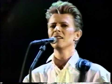 DAVID BOWIE - PANIC IN DETROIT - LIVE TOKYO 1990