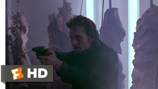 Black Rain (2/9) Movie CLIP - Arresting Sato (1989) HD