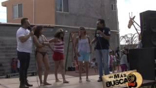 LOS MAS BUSCADOS concurso de Baile en portezuelo