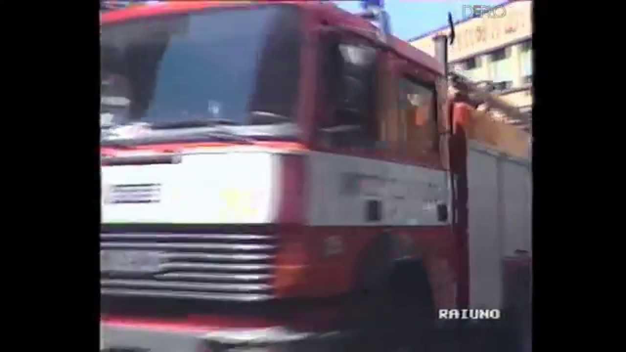 Spot 115 vigili del fuoco ministero dell 39 interno 1993 for Ministero interno r