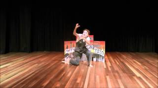 VCE DRAMA SOLO - Metropolis - Stimulus: The Worker (Year 12)