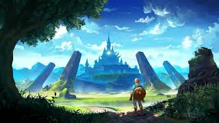 Zelda Music To Relax/Study/Work/Gaming