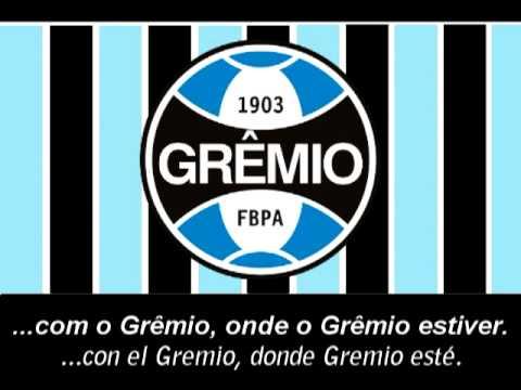 Hino do Gremio F.B.P.A - Himno del Gremio de Porto Alegre