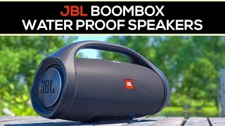 LOUDEST PORTABLE WATERPROOF SPEAKER | JBL BOOMBOX | INSANE BASS | Telemart.pk