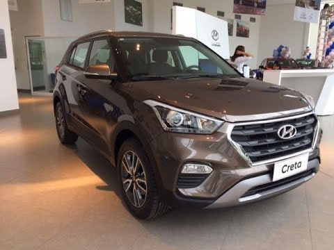 New Hyundai Creta 2018 Facelift Interior And Exterior Review Youtube