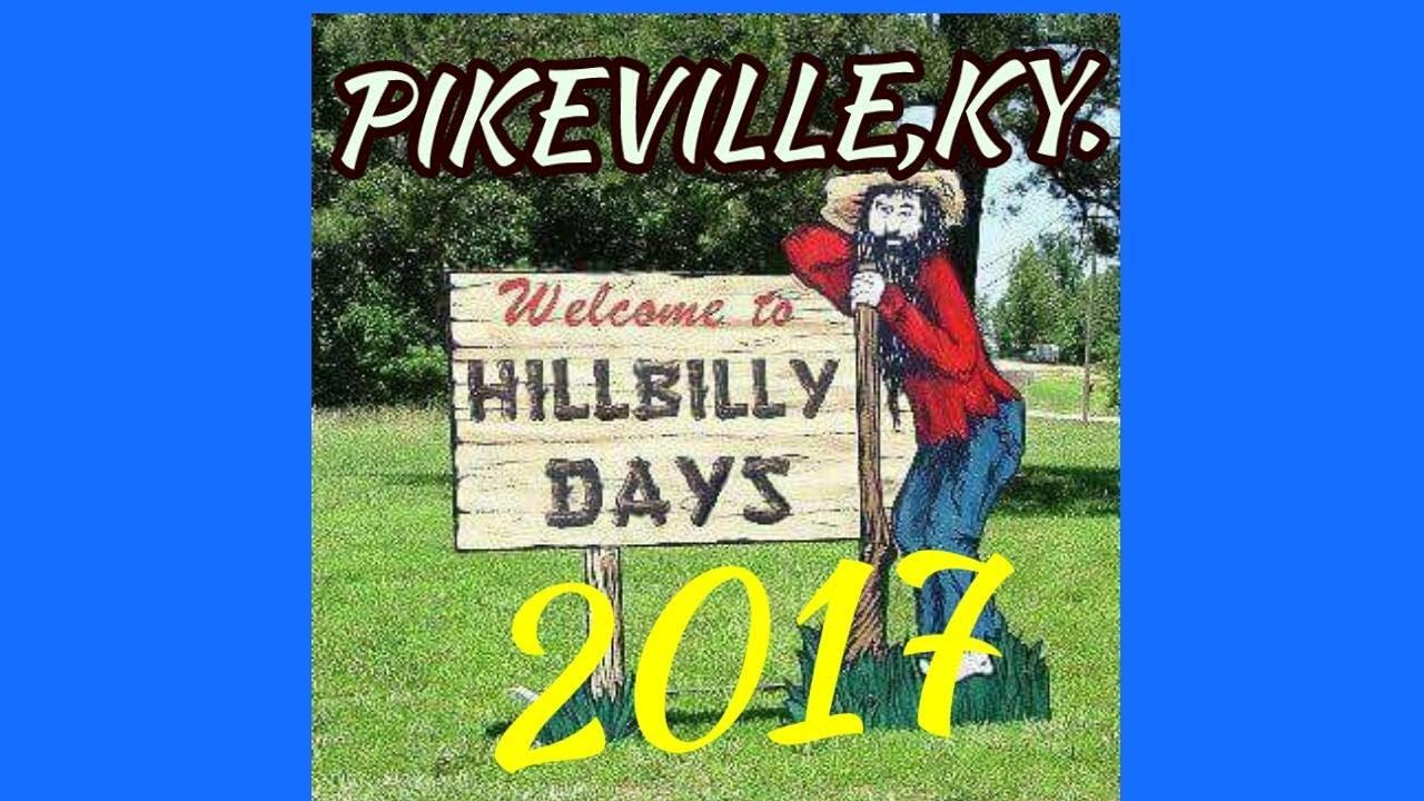 hillbilly days festival pikeville ky 2017 youtube
