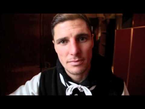 TOMMY COYLE READY FOR JOHN SIMPSON IN HULL - INTERVIEW @ THE WEIGH IN